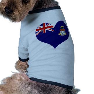 Compre las Islas Caimán bandera Ropa Perro