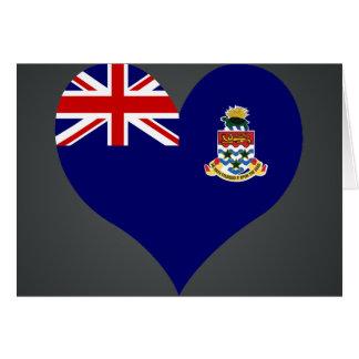 Compre las Islas Caimán bandera Felicitaciones