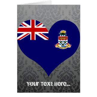 Compre las Islas Caimán bandera Tarjetas