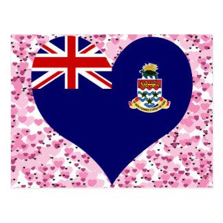 Compre las Islas Caimán bandera Postales