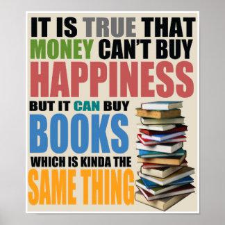 Compre libros póster
