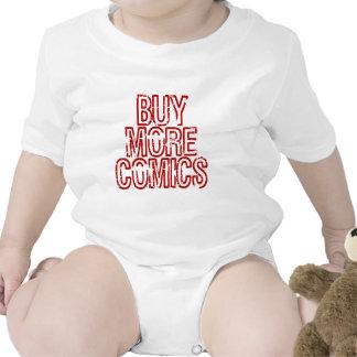 Compre más camiseta de los tebeos