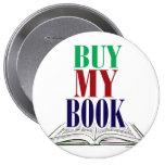 Compre mi botón del libro pin
