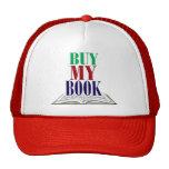Compre mi libro gorras