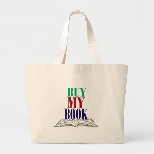 Compre mi tote del libro bolsa