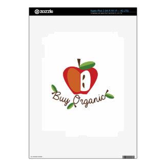 Compre orgánico iPad 3 skins