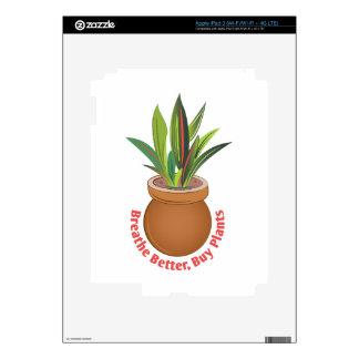 Compre plantas iPad 3 skin