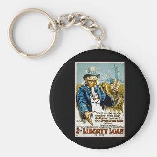 Compre un enlace 1917 del Gobierno de los Estados  Llavero Redondo Tipo Pin