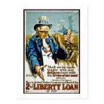 Compre un enlace 1917 del Gobierno de los Estados  Tarjetas Postales