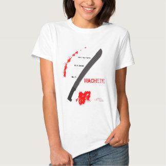 Compre un machete remeras