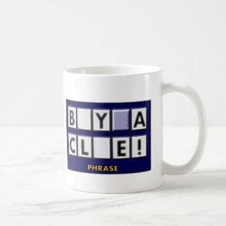 Compre una taza de la pista