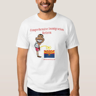 Comprehensive Immigration Tee Shirt