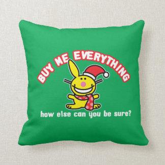 Cómpreme todo almohada