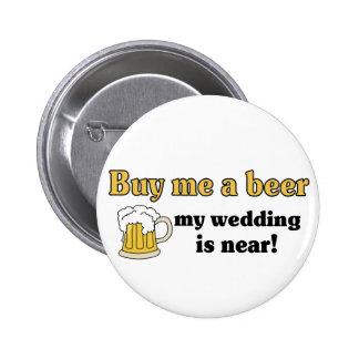Cómpreme un botón de la cerveza pin