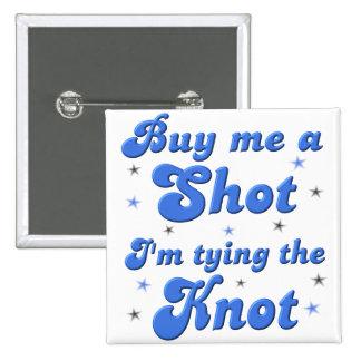 Cómpreme un botón del tiro pin