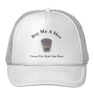 Cómpreme un soltero del tiro o un fiesta de gorras de camionero