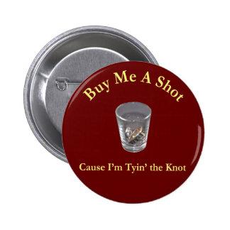 Cómpreme un soltero del tiro/un botón del fiesta d pin