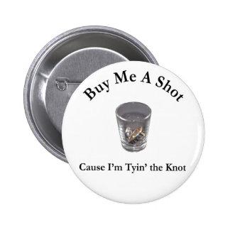 Cómpreme un soltero del tiro/un botón del fiesta d pins