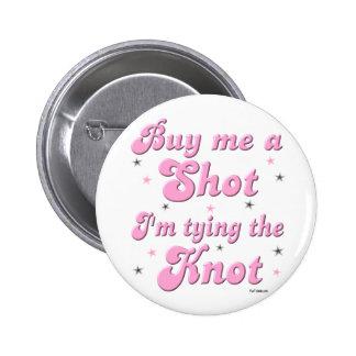 Cómpreme un tiro - botón pin