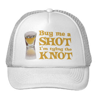 Cómpreme un tiro que estoy atando el nudo gorra