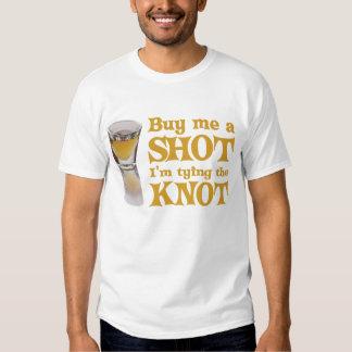 Cómpreme una camiseta del tiro polera