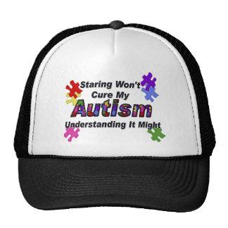 Comprensión del autismo gorros