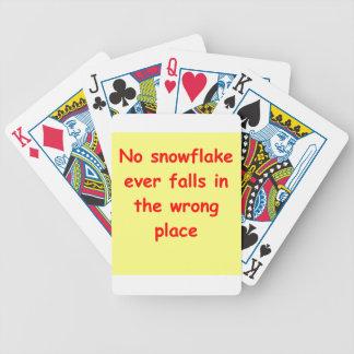 comprensión del zen baraja de cartas