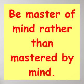 comprensión del zen posters