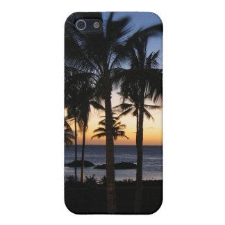 Comprensión tropical del caso del iPhone 5 del des iPhone 5 Protector