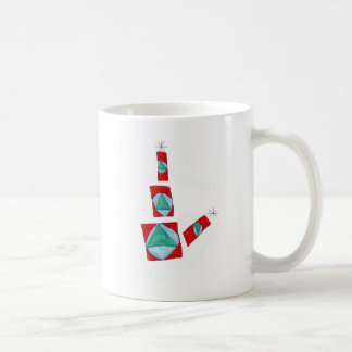 Compressed Colored Song Coffee Mug