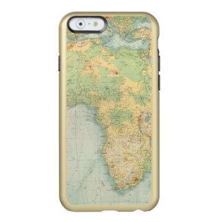 Comprobación 10506 de África Funda Para iPhone 6 Plus Incipio Feather Shine