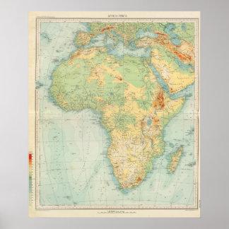 Comprobación 10506 de África Póster