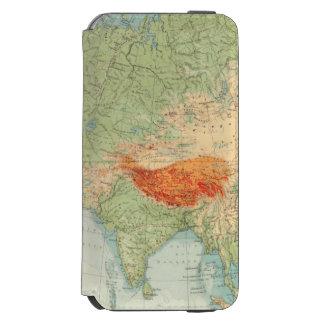 Comprobación de 8485 Asia Funda Billetera Para iPhone 6 Watson