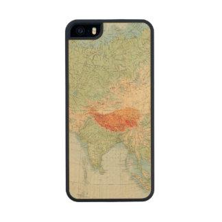 Comprobación de 8485 Asia Funda De Arce Carved® Para iPhone 5