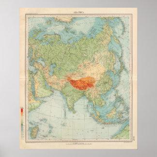 Comprobación de 8485 Asia Póster