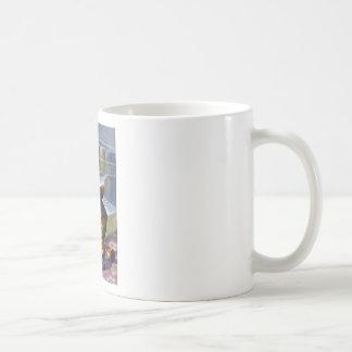 Comprobación de su lista taza básica blanca