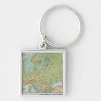 Comprobación europea 1112 llaveros
