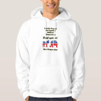 Compromise you fool! sweatshirt