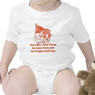 Compromiso ateo trajes de bebé
