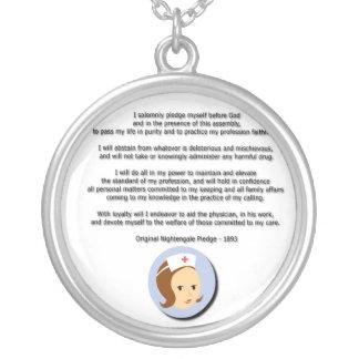 Compromiso de Florence Nightingale Joyeria Personalizada