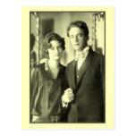 Compromiso de princesa Astrid y de príncipe Leopol Postales
