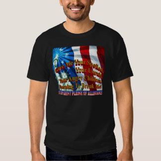 Compromiso del StepParent de la lealtad Camisas