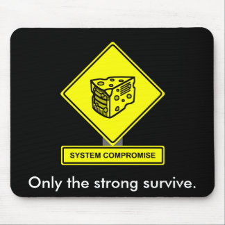 Compromiso Mousepad del sistema