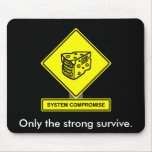 Compromiso Mousepad del sistema Alfombrillas De Ratón