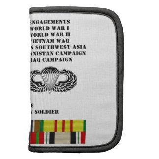 Compromisos de la 82 a división aerotransportada organizadores