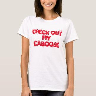 Compruebe hacia fuera la camiseta de mis mujeres