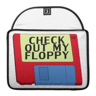 Compruebe hacia fuera mi disco blando funda para macbooks
