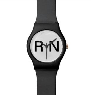 Compruebe su pulso con este reloj del RN