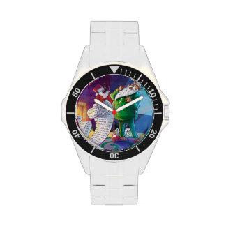 Compruébelo dos veces reloj