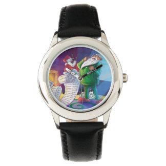 Compruébelo dos veces relojes de mano